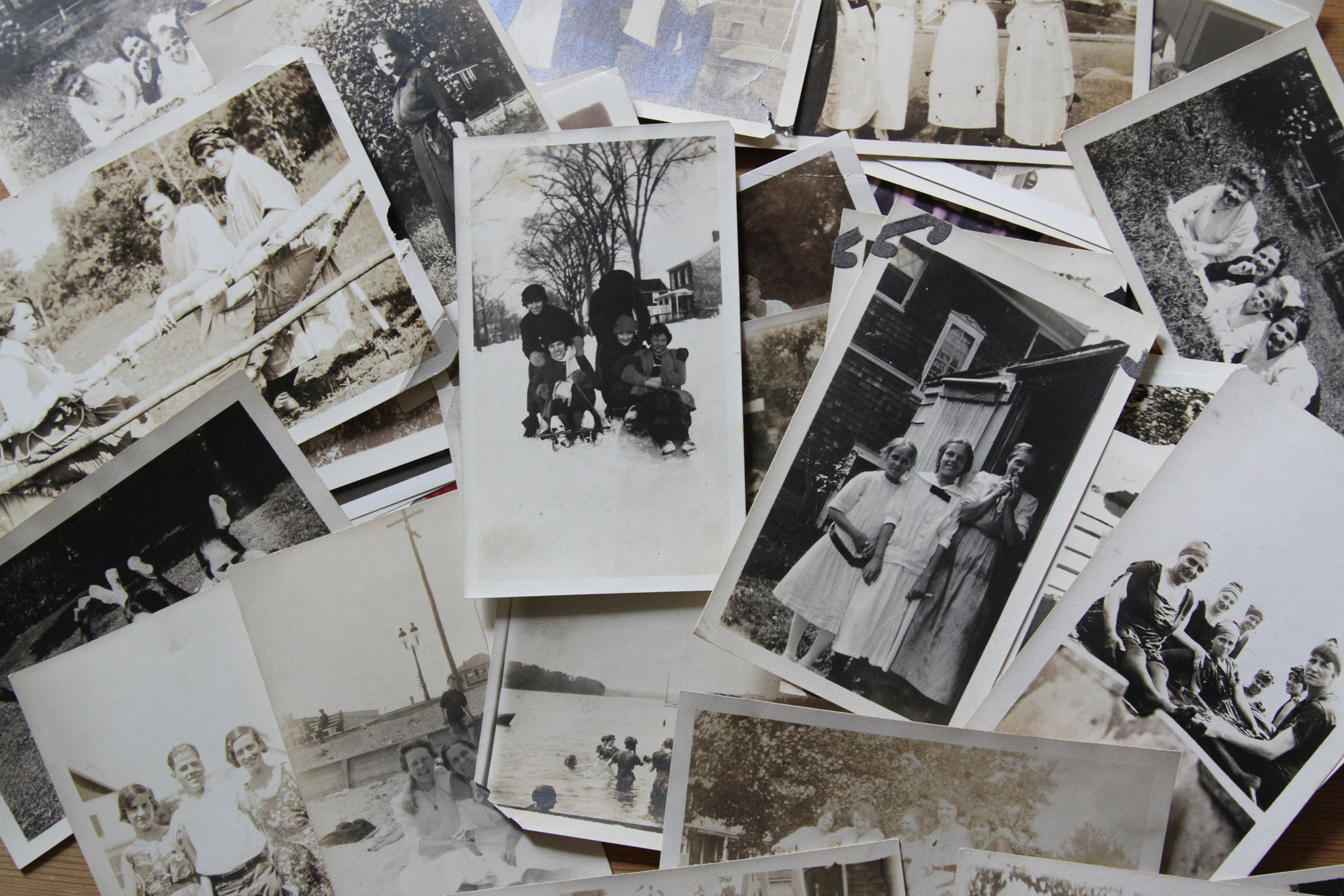 protecting family photographs