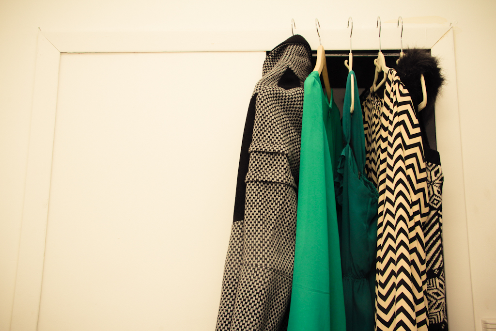 secondhand wardrobe week: how to recycle your wardrobe for good
