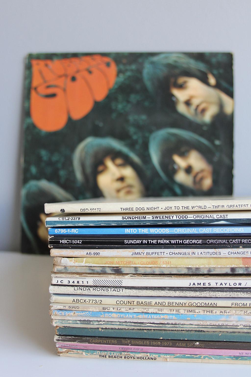 vinyl – digitized