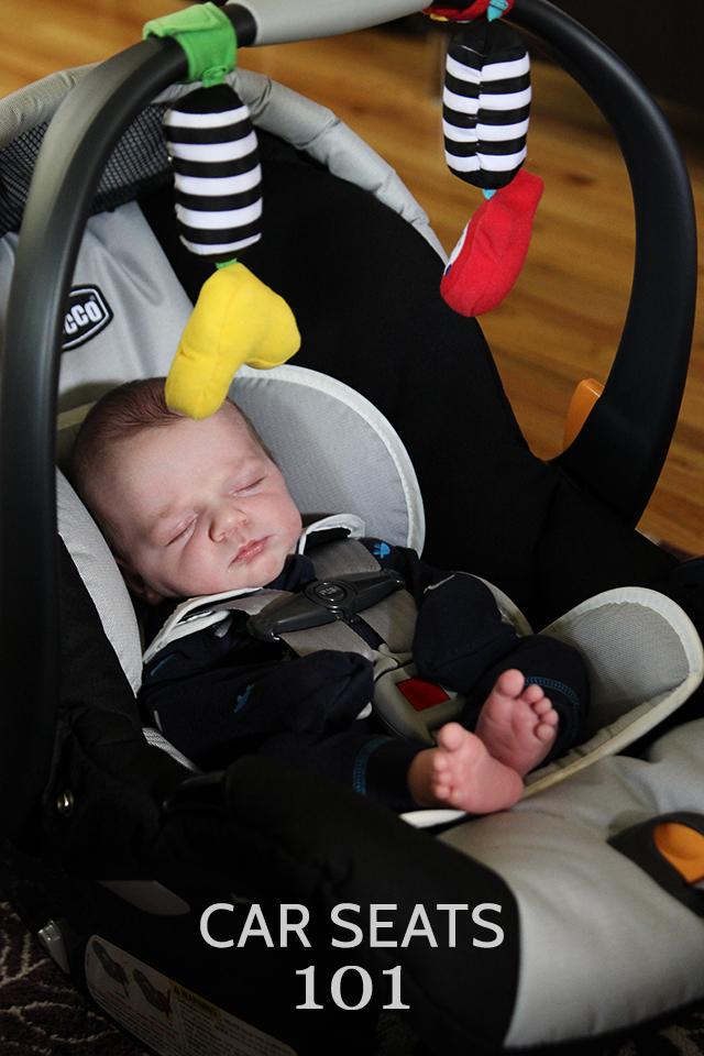 car seats 101