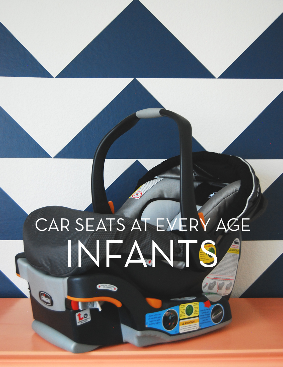 car seats at every age – infants