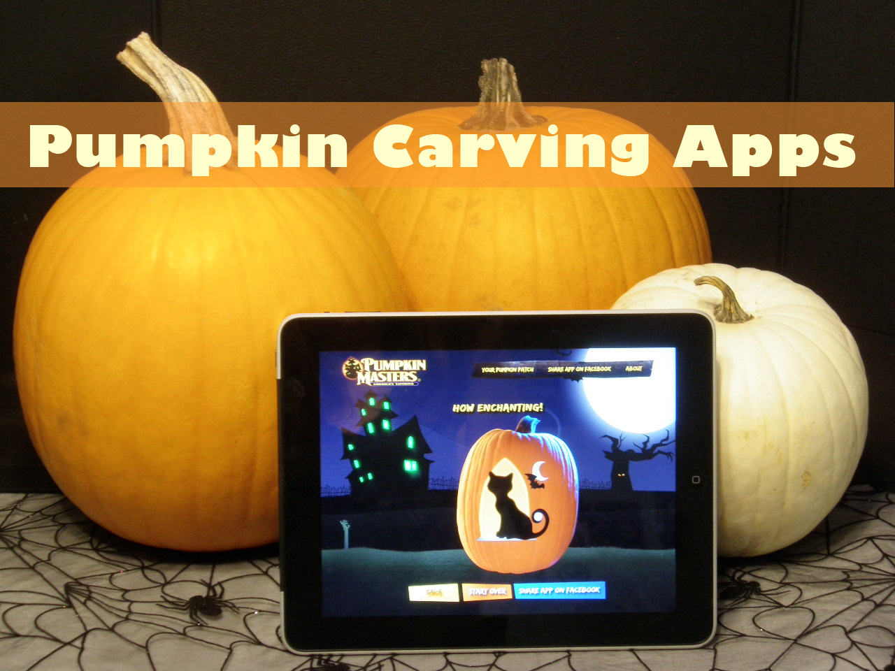 pumpkin carving apps
