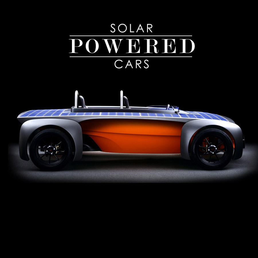 """solar power cars A futuristic family car that not only uses the sun as power but supplies energy back to the grid has been hailed as """"the future"""" as the annual world solar challenge wrapped up in australia ."""