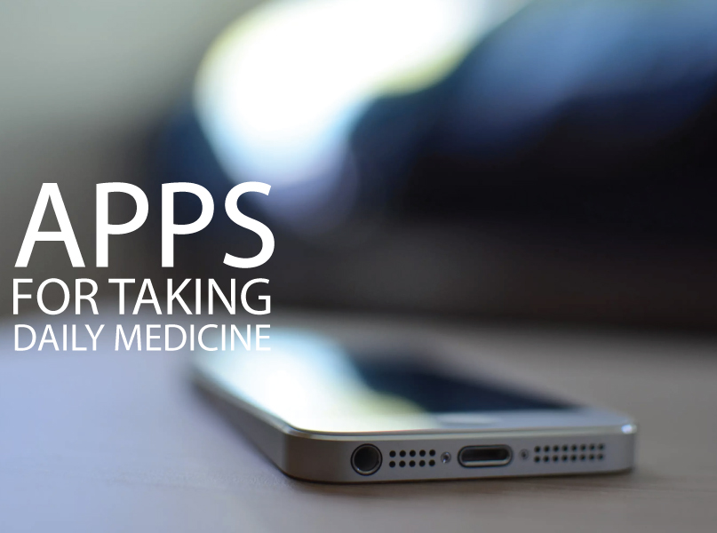 apps for taking daily medicine