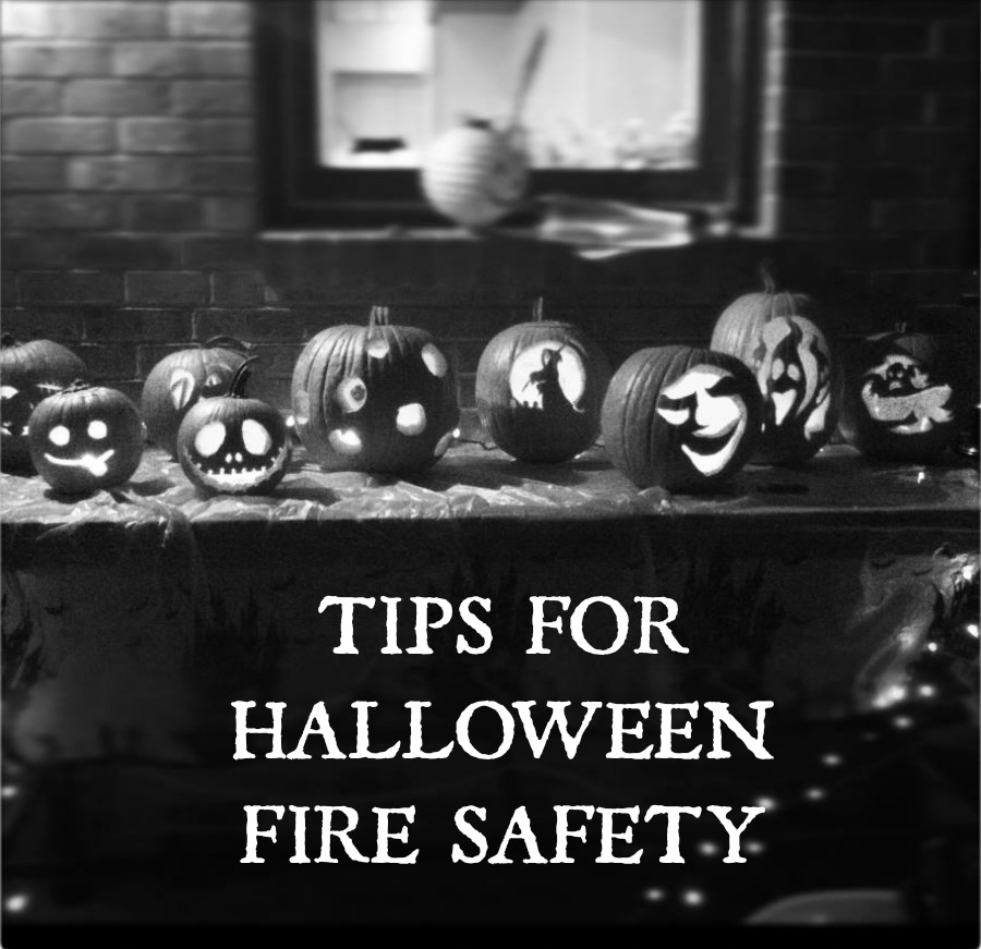 tips for halloween fire safety