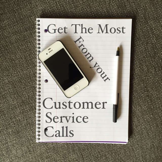how to get the most out of your customer service call