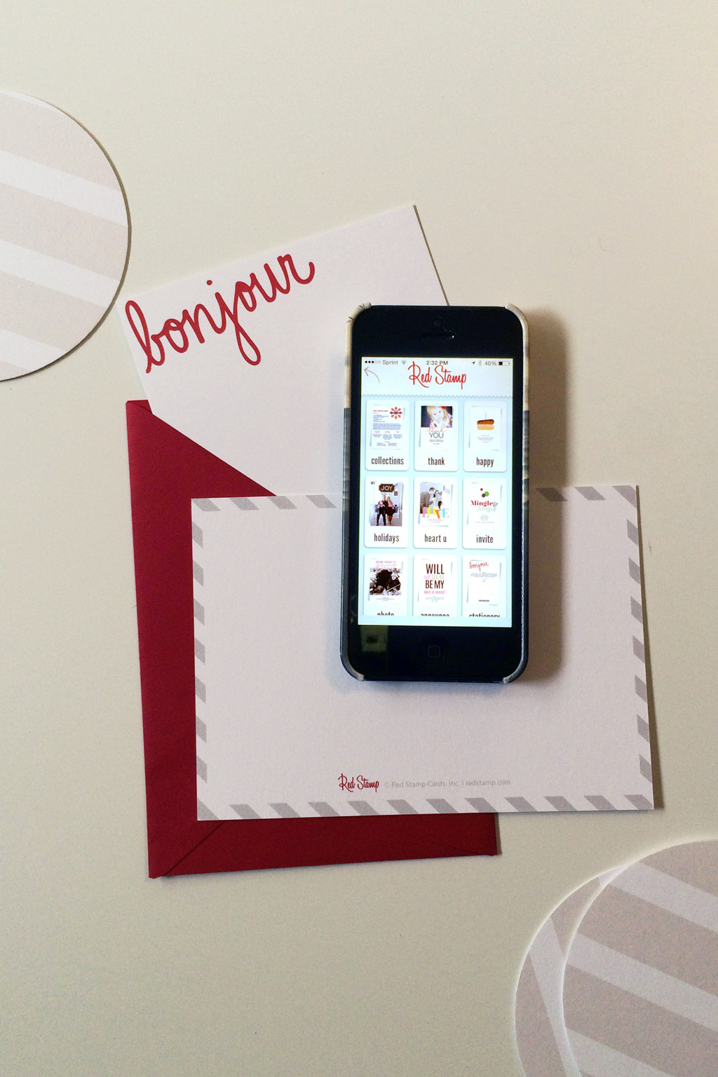 tech solutions for sending greeting cards