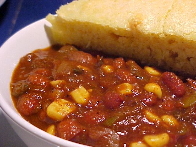 slow cooker recipe: tasty turkey chili