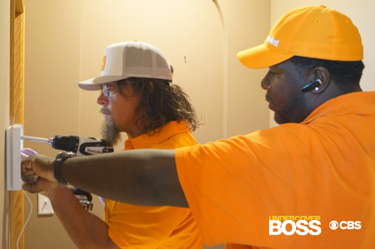 """undercover boss"" behind the scenes with vivint ceo todd pedersen"