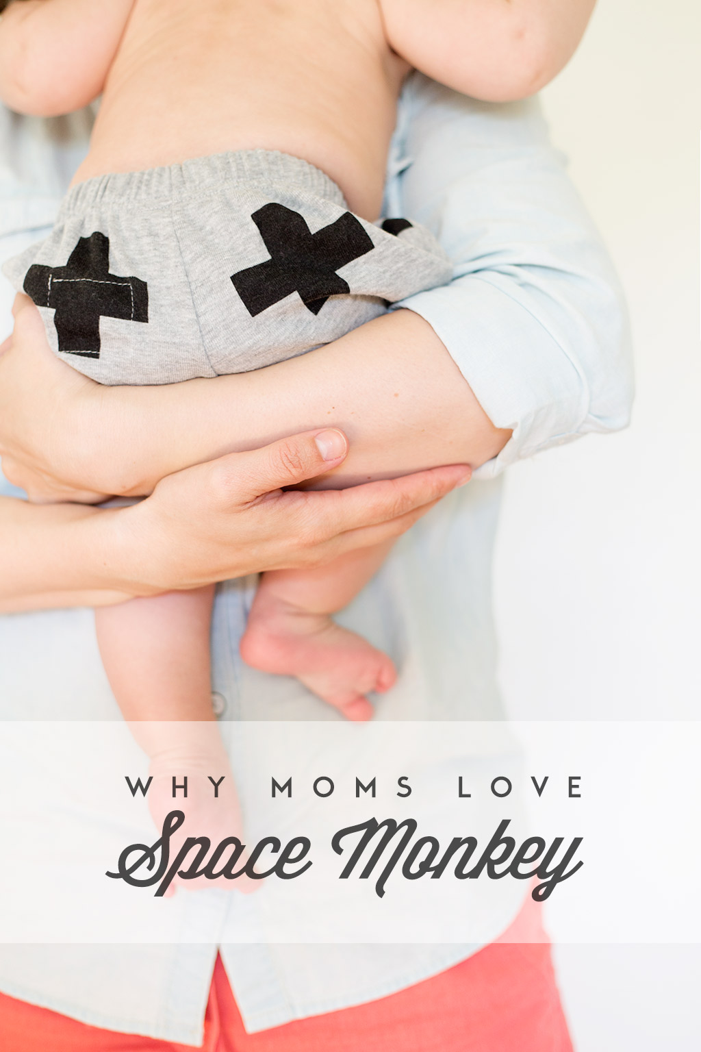 Why Moms love Space Monkey