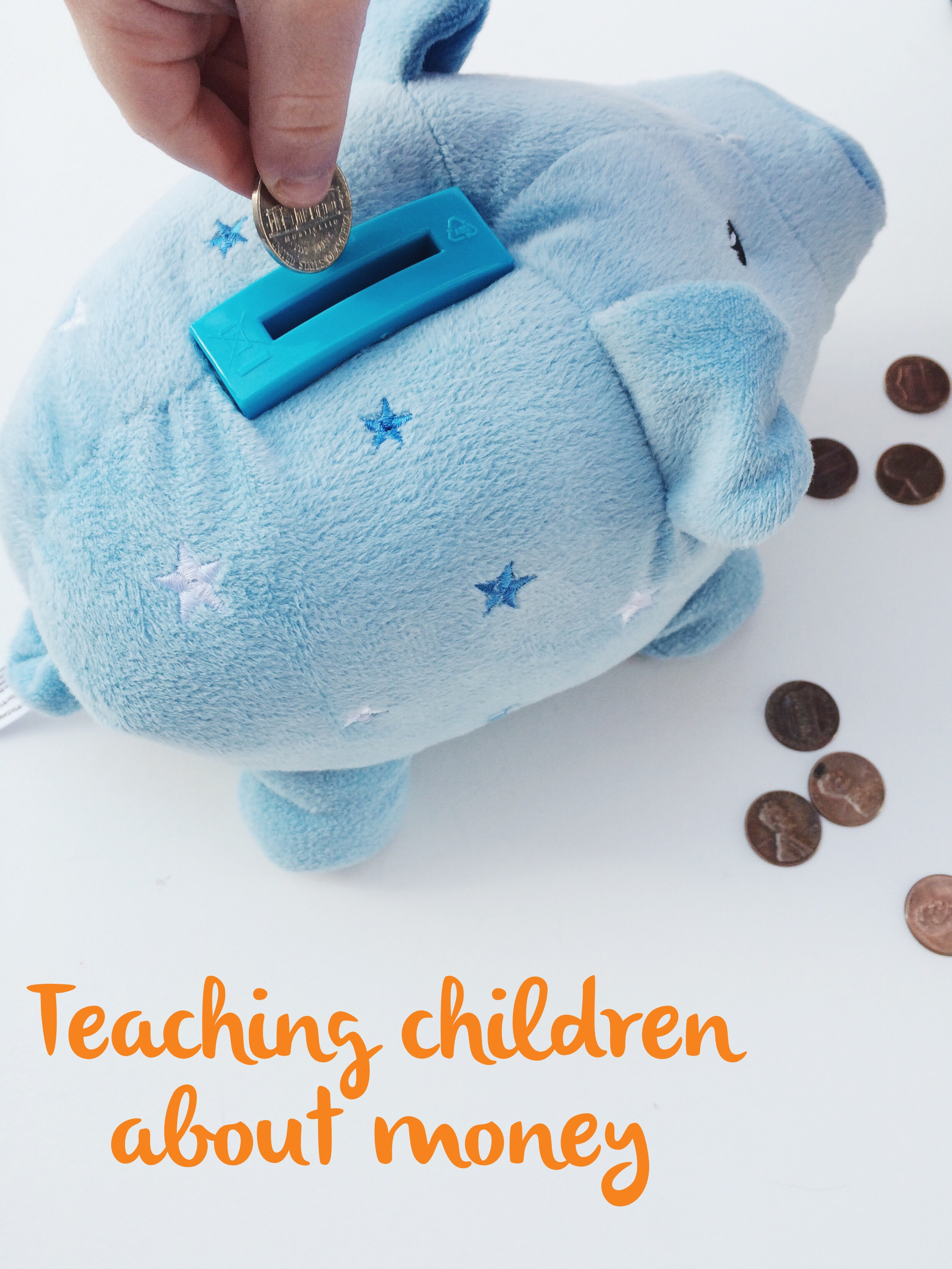 Teaching Children About Money