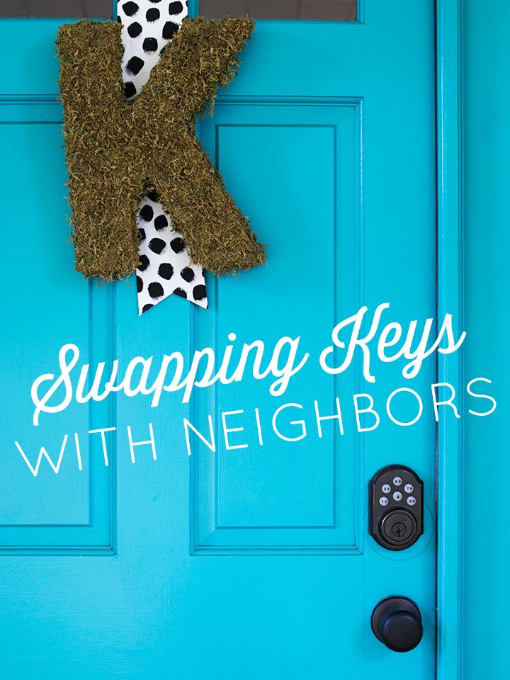 Neighbor Day – Smart Door Locks