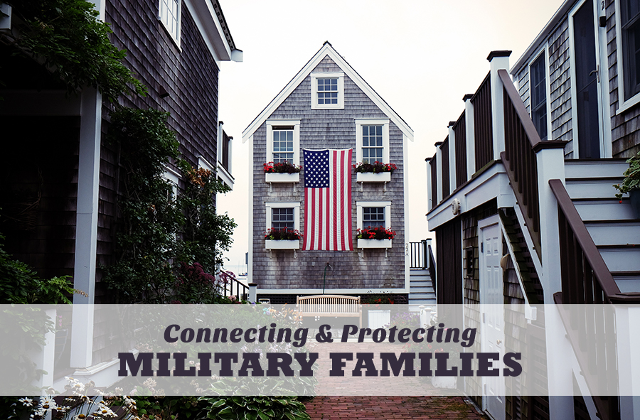 Protecting and Connecting Military Families with Vivint