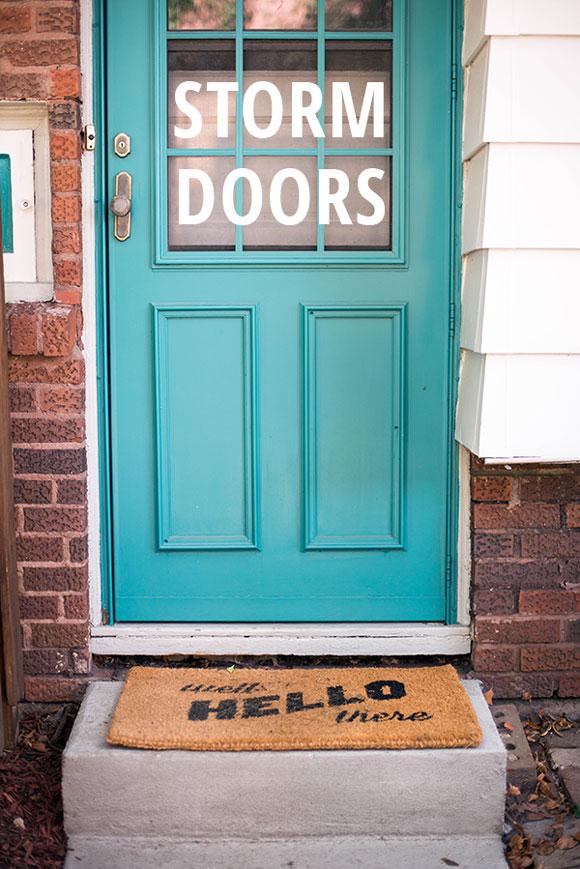& 4 Benefits Of Having Storm Doors | The Neighborhood