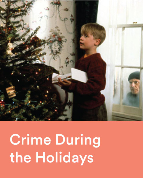 Crime During the Holidays
