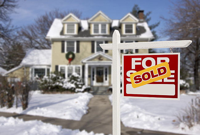 The Art of Buying a Home in the Winter