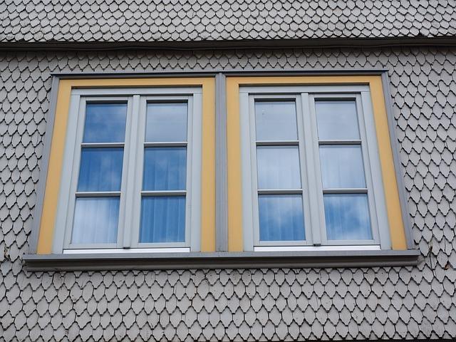 A window on a home