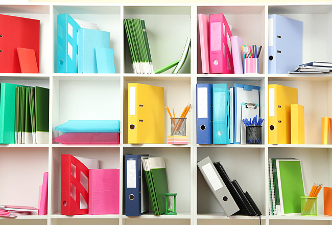 to Practice Home Office Organization