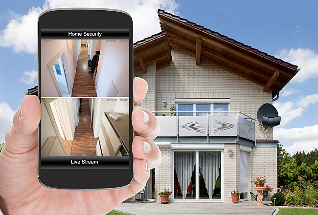 5 tips to teach your kids about home security systems for Home protection systems