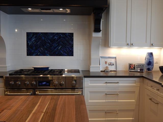 Wood Countertops In Kitchen Photo