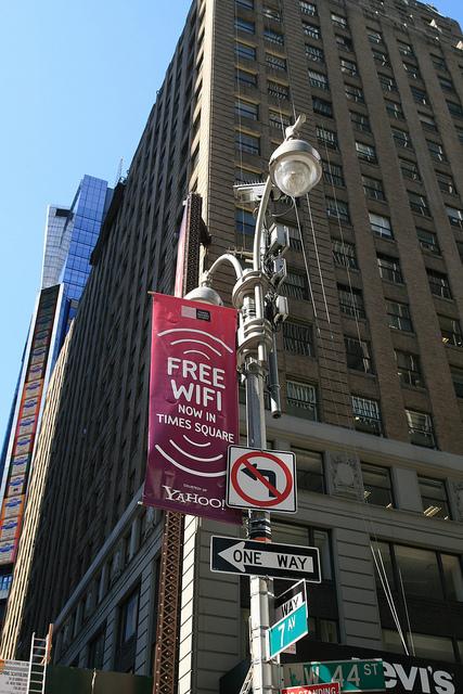 Best Free Wifi in New York Travel