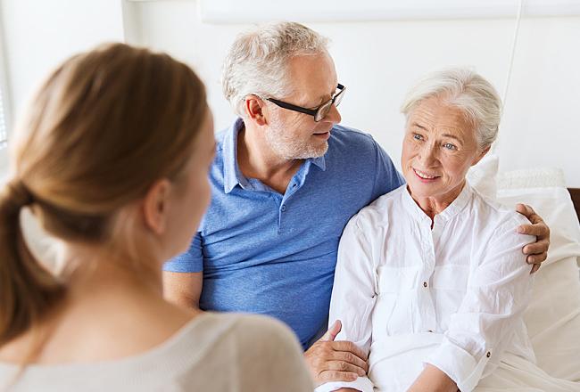Elderly Parents Gain Smart Home Help With Vivint