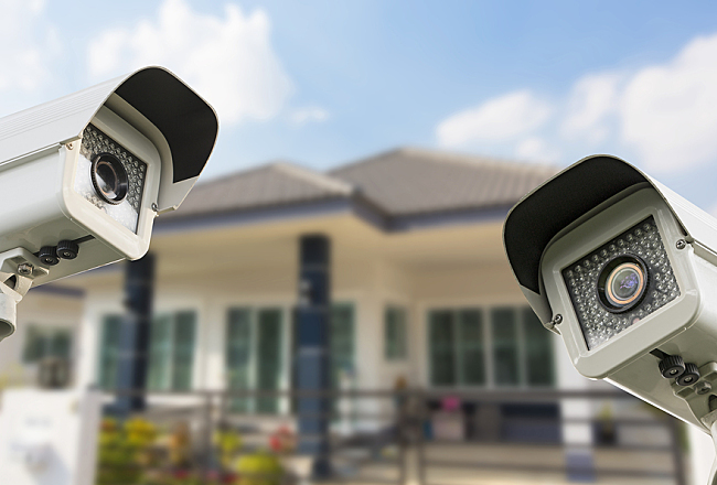 Stop Thieves From Tampering With Security Cameras