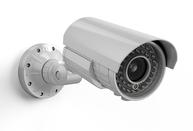Use Home Security Cameras for Protection During a Party