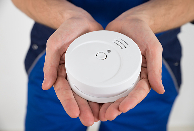Increase Smoke Detector Protection With Vivint's Firefighter