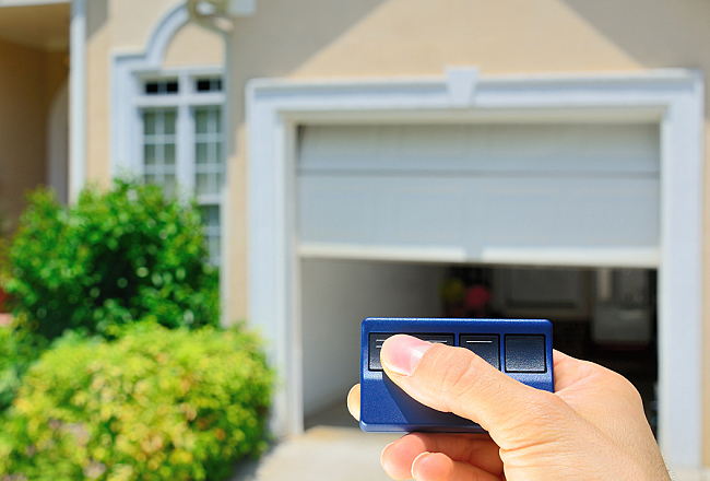 Beef up Garage Security With Automated Control