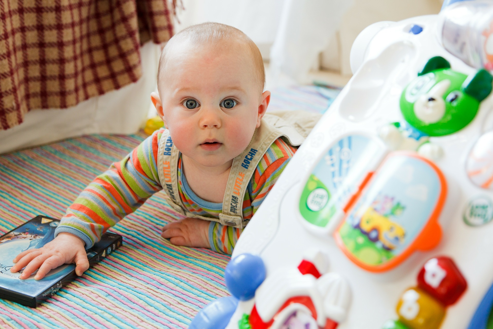 Have you given any thought to baby proofing now that your new baby is home?