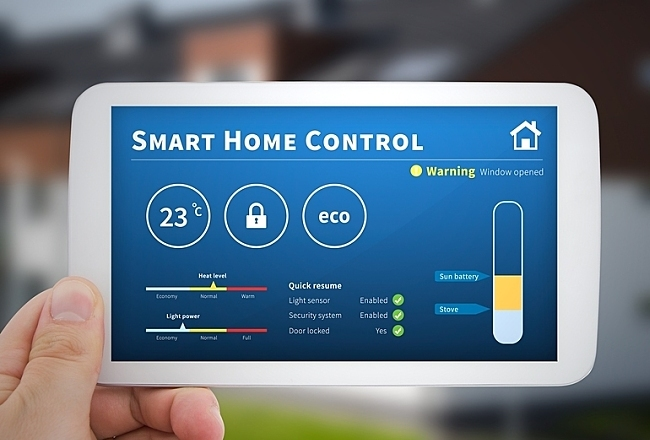 Automated Home Systems Make Guest House Temperature Control a Breeze