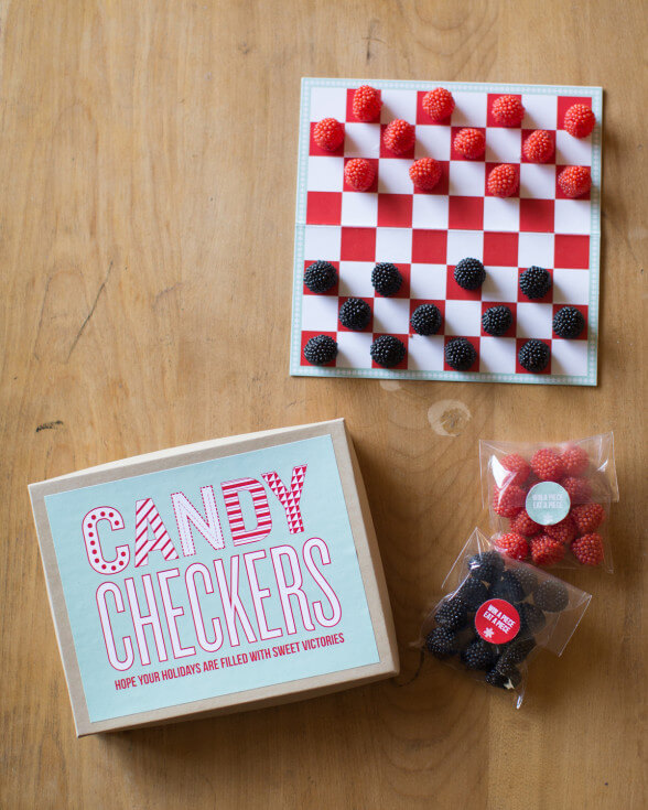 Craft Pack Candy Checkers