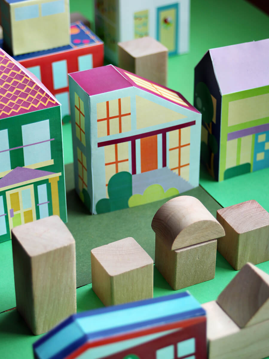 build your own neighborhood – house 8