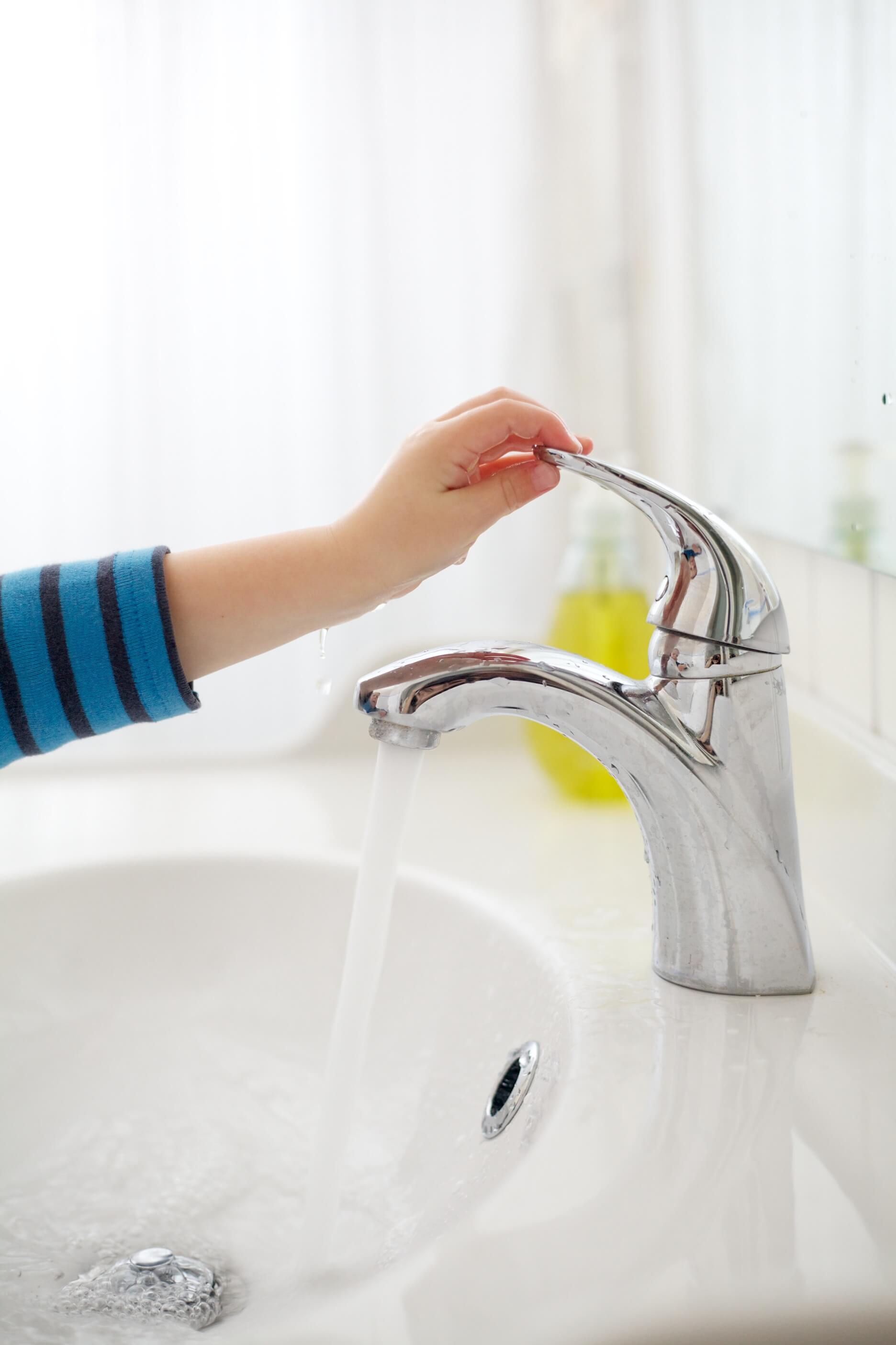 helping kids go green: water conservation