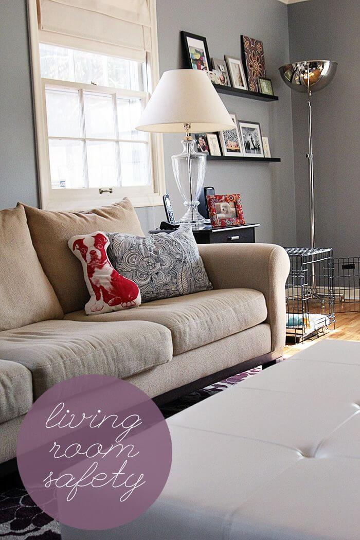 Simple Tips To Keep Your Living Room Safe