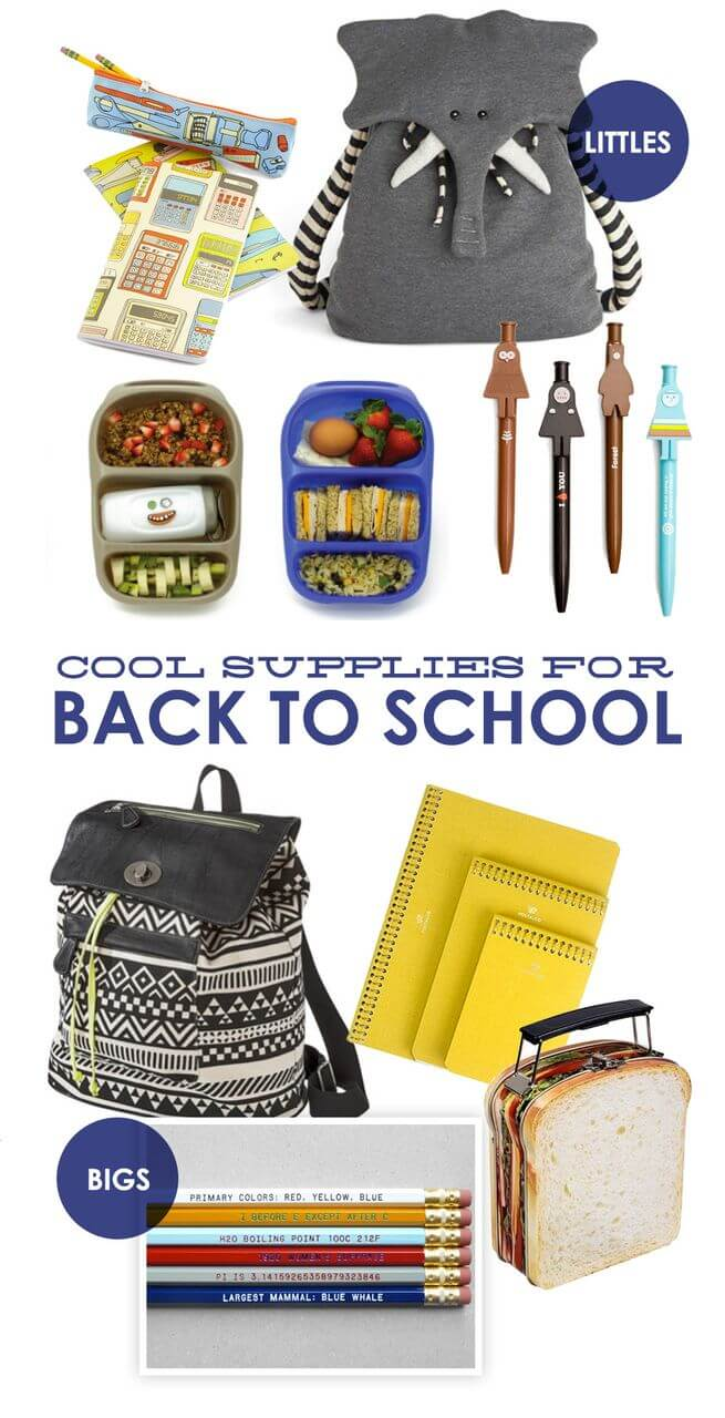 Cool School Supplies For All Ages   The Neighborhood