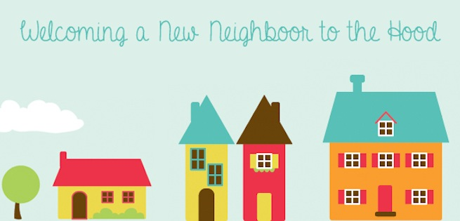 10 ways to welcome a new neighbor to the neighborhood
