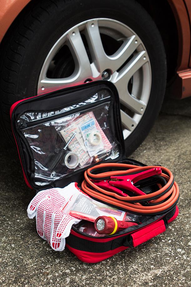 diy car emergency kit