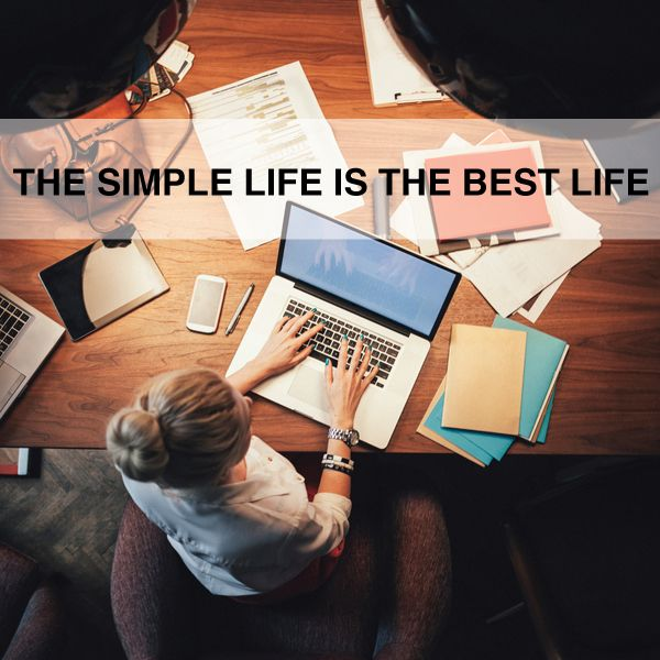 let's neighbor: the simple life is the best life