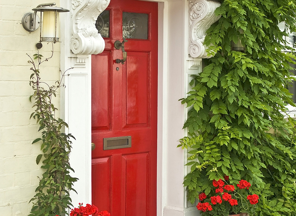 What Your Front Door Says Behind Your Back