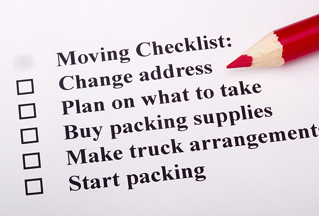 Moving Checklist Essentials That Can Keep You Stress-Free